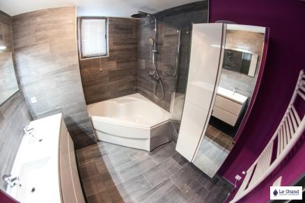 Galerie photo le grand plombier chauffagiste rennes - Agencement de salle de bain ...