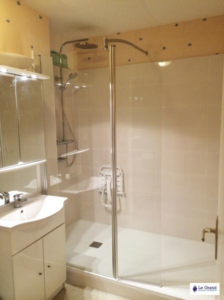 bruz  salle de bains rennes  plomberie  agencement  salle de bains