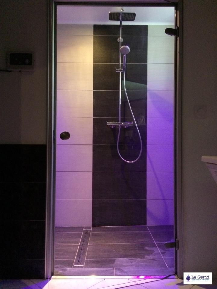le grand plombier chauffagiste rennes bruz salle de bains rennes plomberie agencement