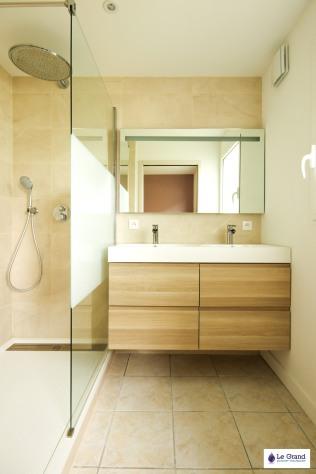 le grand plombier chauffagiste rennes bruz salle de bains rennes plomberie agencement - Aquabella Salle De Bain