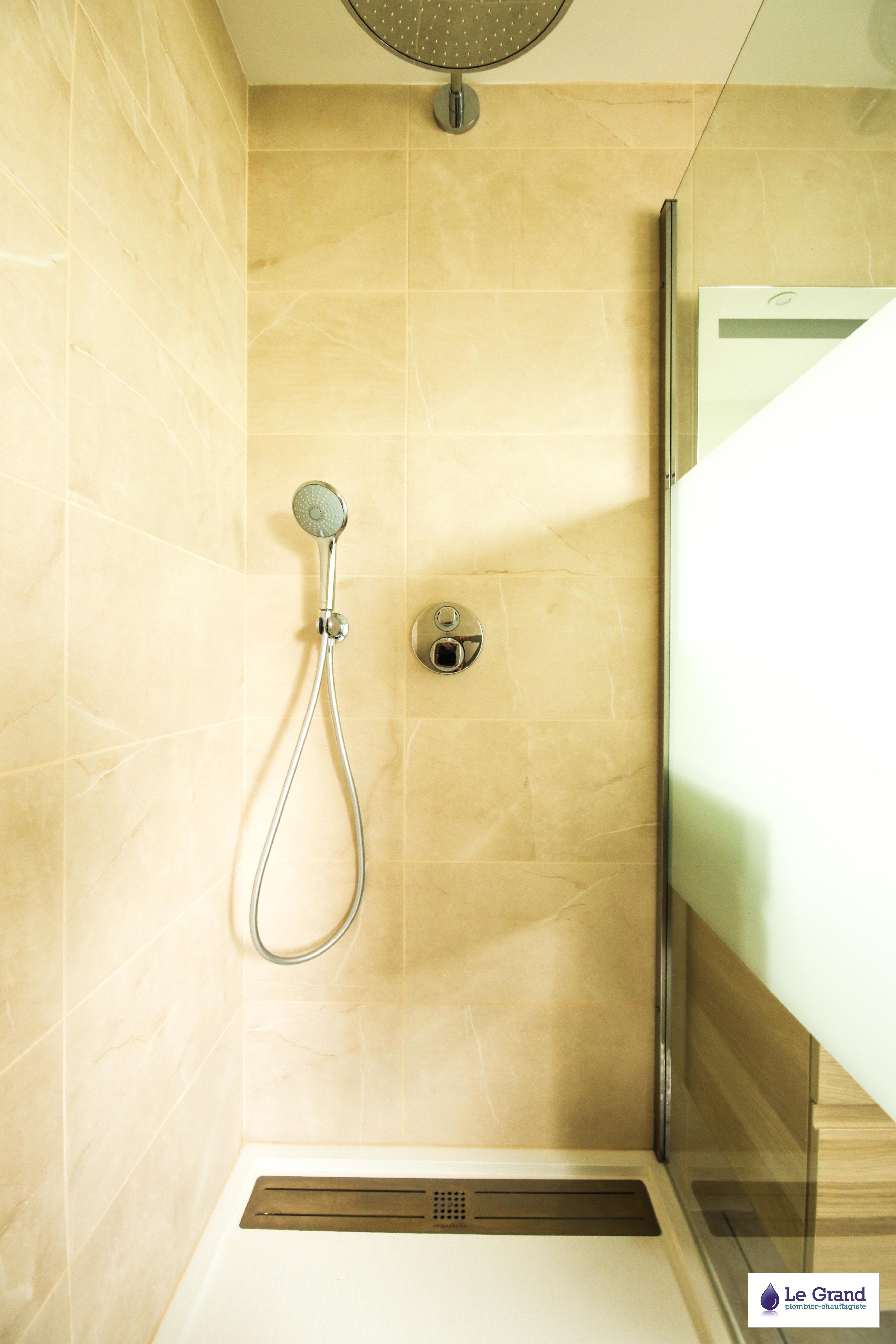 receveur acquabella top cool receveur de douche carreler ou en rsine salle de bain sanitaire. Black Bedroom Furniture Sets. Home Design Ideas