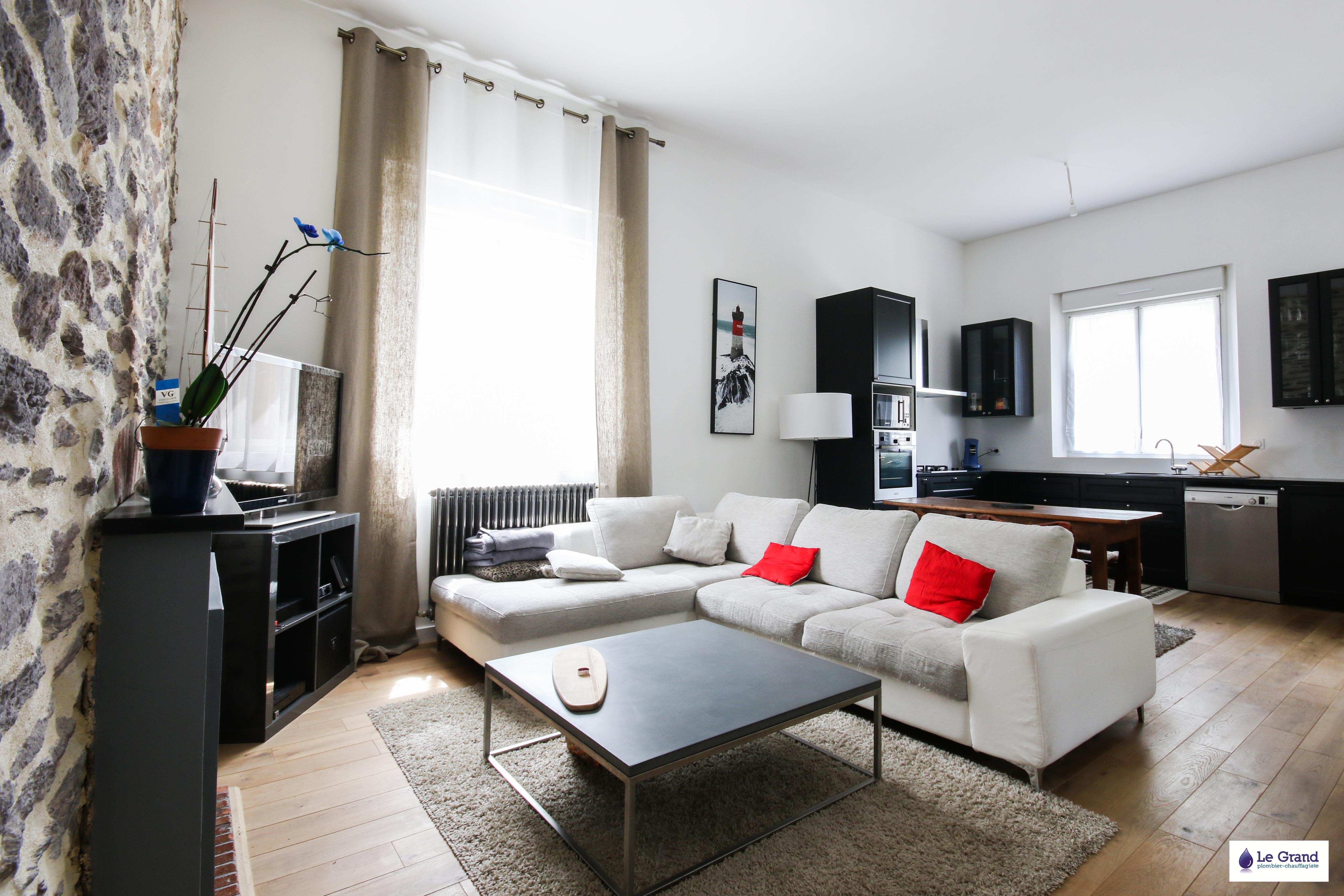 carrelage appartement excellent carrelage duun. Black Bedroom Furniture Sets. Home Design Ideas
